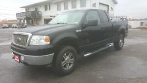 2007 FORD F150 XLT **** EXTENDED CAB 4X4 *** CERT $8995