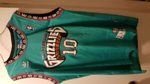 Vancouver Grizzlies Basket-ball Jersey
