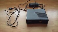 XBOX 360 with 3 remotes and games