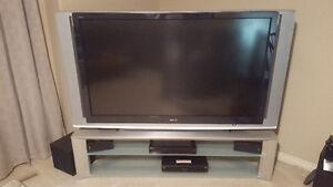 "60"" Sony SXRD LCD TV"
