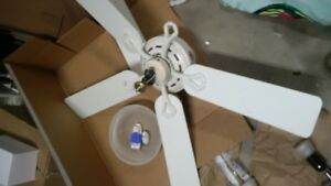 "48"" Ceiling Fan - Remote Controlled"