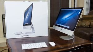 """Mint condition late 2013 iMac 27"""" *top of the line*"""