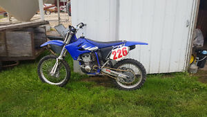 YZF 450 NEEDS TO GO ANY GOOD OFFER NOT TURNED DOWN