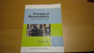 Principles of Microeconomics Study Guide (5th Canadian Edition)