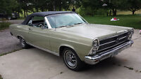 1966 Ford Fairlane 500 2 DR CONVERTIBLE for sale