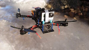 Repair a drone or quad copter / or thinking to make one call me.