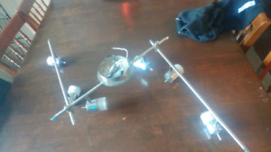 Track lighting barely used