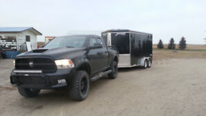 2009 Dodge Ram 1500 Sport Quad Cab w/ 6 lift