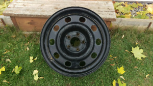 Rims (wheel) acier Ford 17 po origine