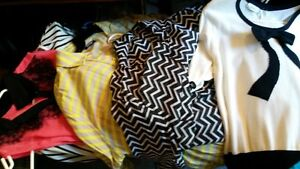 Assorted Womens Blouses - sizes L and XL Kitchener / Waterloo Kitchener Area image 1