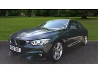 BMW 4 Series 420d (190) M Sport 2dr (Profes Coupe Diesel Manual