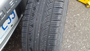 195/70/R14 All Season Tires with Rims from Cavalier
