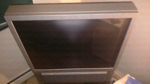 Sony 43 Inch Rear Projection TV