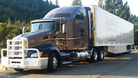 In Search Of Professional Long Haul Driver's