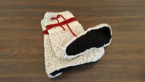 2 Pairs Hand Made Slippers - $15 per pair obo