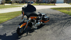 2008 Harley Davidson Electra Glide Classic $17,999
