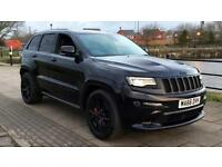 2016 Jeep Grand Cherokee V8 HEMI SRT Night Special Edit Automatic Petrol 4x4