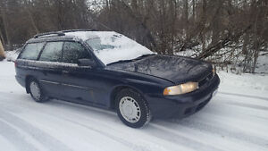 1997 Subaru Legacy Wagon -AS IS