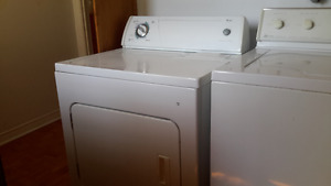 laveuse maytag et sécheuse whirlpool