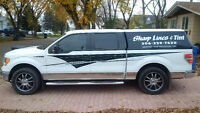 Window Tint - Wraps / Graphics - Paint Protection Film