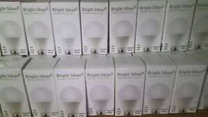 50,000 hour (30 years) led light bulbs 7W and 9W home interior