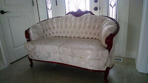 Couch Loveseat Coffee table set Kitchener / Waterloo Kitchener Area image 8