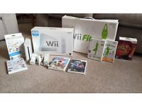 Nintendo Wii, Wii Fit & extras