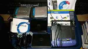 Computer router package  Windsor Region Ontario image 1