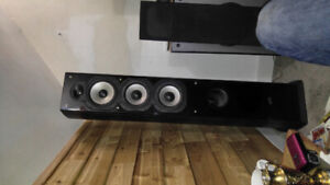 Soundstage tower speakers