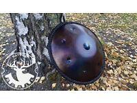 Handpan, D-Minor, NaturePan