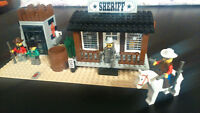 Lego 6764 Western SHERIFF'S LOCK-UP (100% complete)