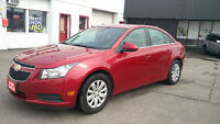 2011 Chevrolet Cruze 195,000km Automatic Safety/E-tested! Kitchener / Waterloo Kitchener Area Preview