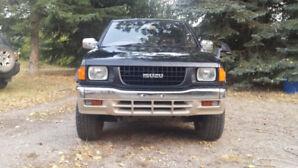 1997 Isuzu Turbo Diesel SUV 6500 or nearest offer!