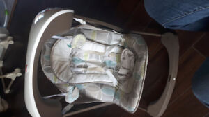 Baby swing works great condition