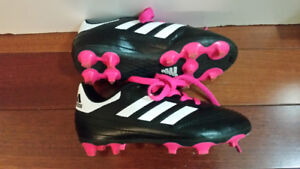 Soccer Cleats Girls  Adidas Goleta VI  FL  Size 11K