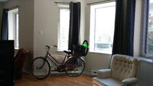 Room available in bright & cute 4 1/2 near Vendome metro