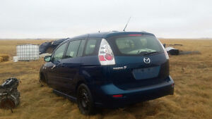 Mazda 5 for parts 2 of them same color