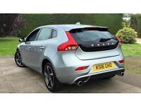 2016 Volvo V40 D2 (120) R DESIGN Lux Nav Gear Automatic Diesel Hatchback