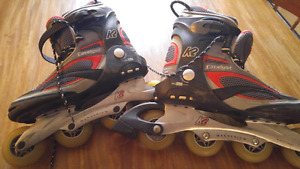Patin a roue K2 roller 10.5