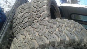 Heavy Duty Winter Tires