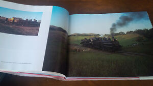 Book: A Celebration of Steam, A Retrospective View, 1987 Kitchener / Waterloo Kitchener Area image 2