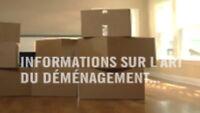 DÉMÉNAGEMENT ARTISTE 438-383-4888