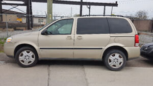 2008 Chev Uplander - Selling As Is for $1200 or best offer.