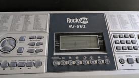 RockJam RJ661 Keyboard & Stand