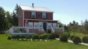 House and Cottage For Sale On Beautiful Waterfront Property!