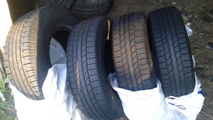 Step of 4 tire size number p235 70r15