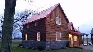 Completely Renovated Farm House - 130 County Rd 27 Essex County