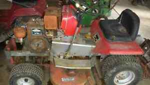 Old ford and old Massey lawnmowers 200$