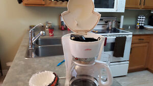 COFFEE MAKER White