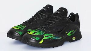 Nike Zoom Streak Spectrum Plus Supreme Black size 8